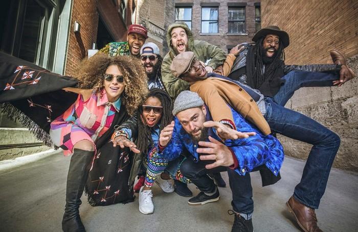 Nomadic Massive,Concert, Dorval,Ovation Concert Series, Entertainment, West island Blog, Rhonda Masssad, Hip-Hop Music, Reggae