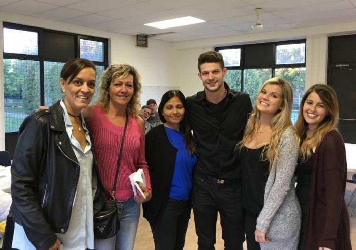 West Island Community Shares, Alex Roberts, Rhonda Massad, West Island Blog, Youth, Giving Back