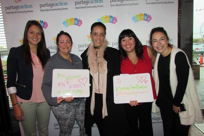 Leanne Bayer, Rhonda Massad, West Island Blog, West Island Community Shares