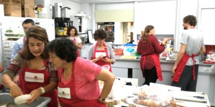 Rhonda Massad, West island Blog, Bread Basket, Fresh Bread and soup, food security