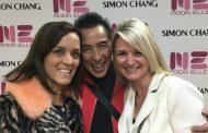 Fashion icon Simon Chang visits Pointe Claire's Moda Elle