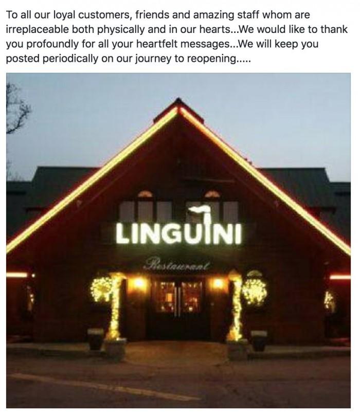 Linguini, Baie D'Urfé,Rhonda Massad, West Island News, West Island Blog