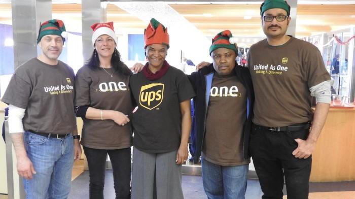 Cummins, UPS,Teamwork,Volunteer West Island, Corporate Volunteer Program, The Teapot, West Island Blog, Rhonda Massad, News, West Island News