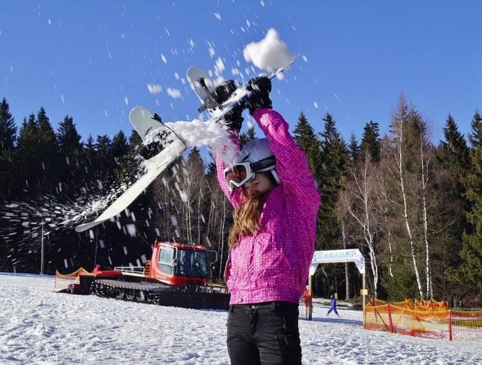 Association des stations de ski du Québec, Centennial Park, Dollard-des-Ormeaux, Snowboarding, Free Lessons, West Island Blog, Rhonda Massad, News