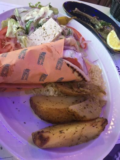 Souvlaki BAr, Rhonda Massad, West Island Blog, West Island News, Greek Food,