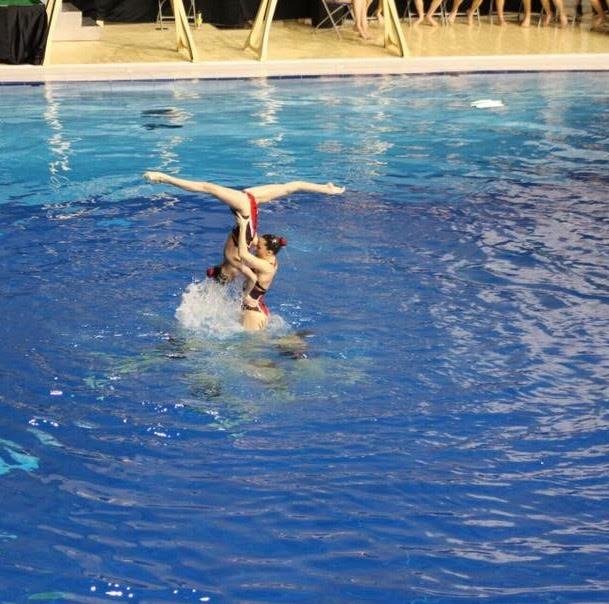 Synchro Team DDO swim