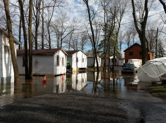 Flood 2017, Rhonda Massad, West Island Blog, West Island News, Ile Mercier, Ile Bizard,