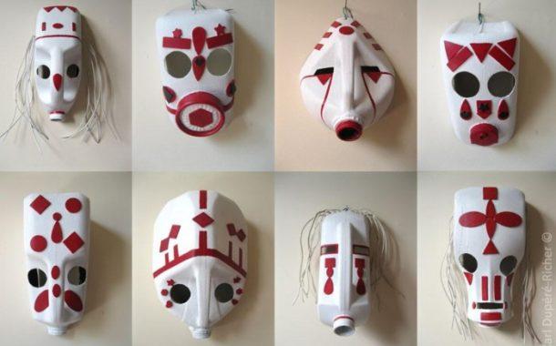 Mask-making workshop for kids being held in Dorval