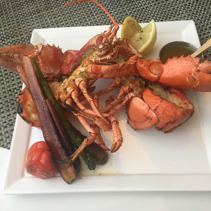 Marriott In Terminal Hotel, Lobster, Bijou, Dorval, Seafood, Rhonda Massad, West Island Blog, Bijou