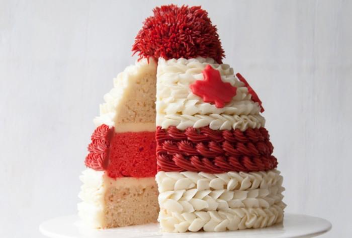 Toque Cake