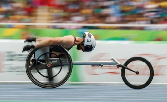 Brent Lakatos, Para Athletic Championships, Rhonda Massad