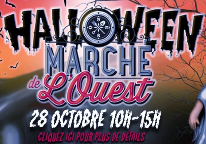 Halloween At Marché De Lu0027Ouest