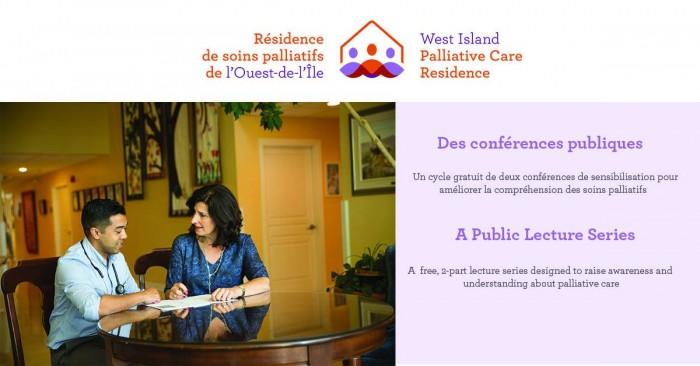 A Public Lecture Series on Palliative Care