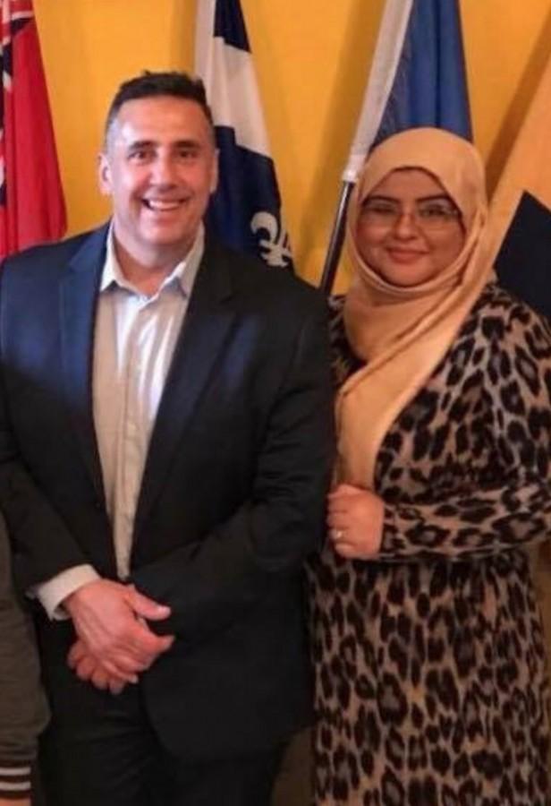 Day of Remembrance, Fariha Naqvi-Mohamed, Rhonda Massad, West Island News, West Island Blog, Islamophobia