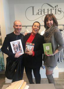 Lauri's Boutique, West Island Blog, West Island News, Community News, Rhonda Massad, Elizabeth Kehoe, Riani,