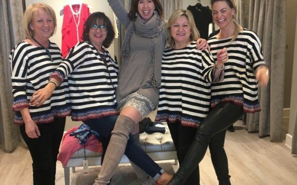 Lauri's Boutique in Kirkland entertains International Brand: Riani