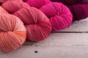Ticolette, Rhonda Massad, Artfil, Chrystiane Bisson, Yana Petrov, Bulgaria, Hand dyed yarn