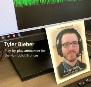 Brandon Bieber, Humboldt