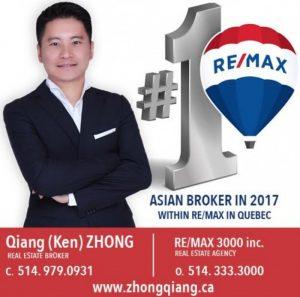 Qiang Zhong Remax