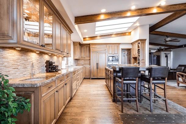 custom cabinet kitchen