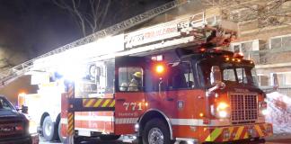 Rhonda Massad, West Island Blog, West Island News, Fire,