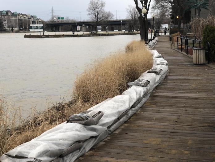 Lac des Deux-Montagnes, West Island Blog, West Island News, Flood 2019