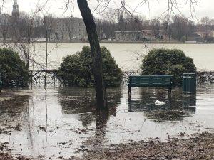 Flood 2019 Ile Bizard