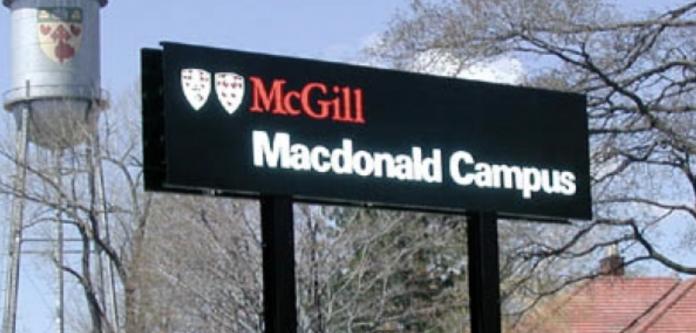 McGill's Mac Campus nominated as Fair Trade West Island campus