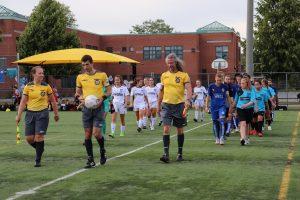 West Island's first female semi-pro soccer team