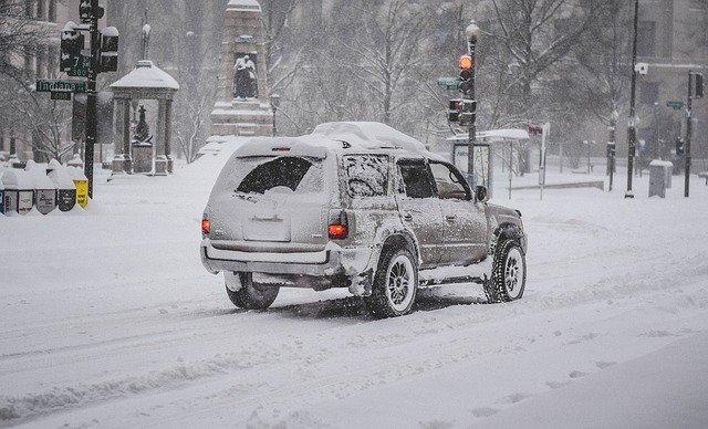 Montreal Snowfall