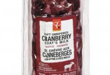 PC® Cranberry Goat's Milk Cheese