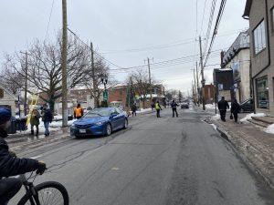 Home Alone MOVIE filmed in Pointe Claire Feb 2020