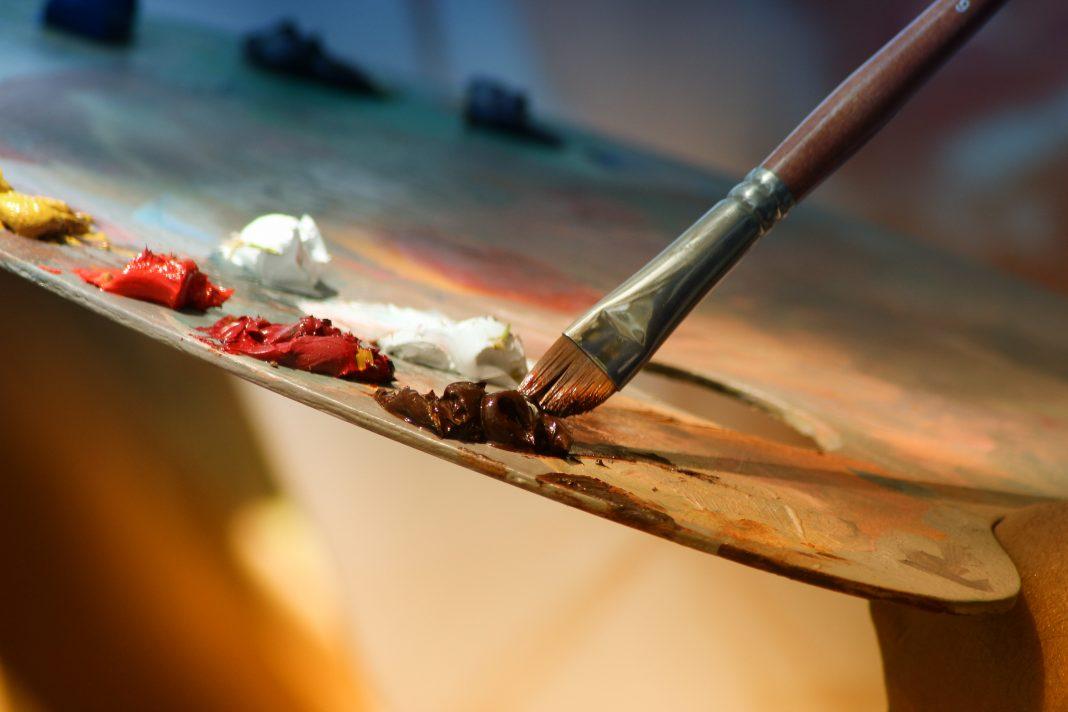 Art lessons painting brush paint crafts artist