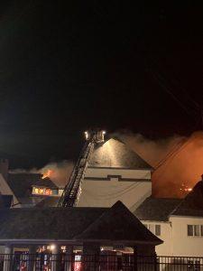 Fire Academie Sainte-Anne