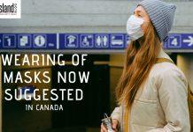 wearing of medical masks now mandatory in quebec