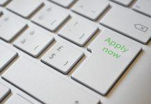 Application scholarship apply now keyboard