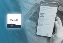 COVID-19 government Canada app