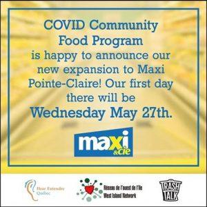 COVID Community Food Program