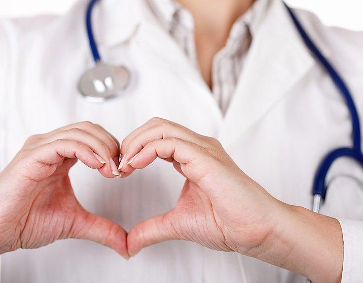 Nova west island doctor heart care love donate nurse health