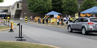PCHS Grad 2020 Drive-Bye