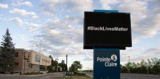 Pointe-Claire black lives matter