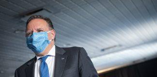 Francois Legault Masks