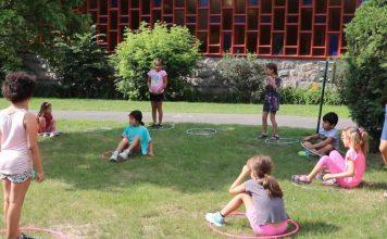 West Island summer day camp
