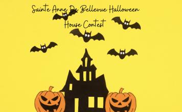 Halloween House Contest