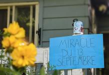 Food drive miracle du 13 septembre