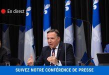 Legault-school-closures-Francois-Legault-Facebook-page
