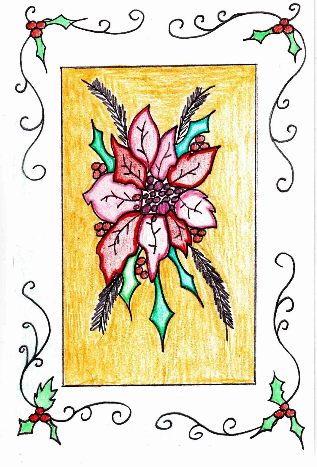 Zach_Designs_Poinsettia_Card_Design