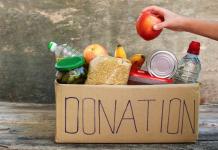 Donation food