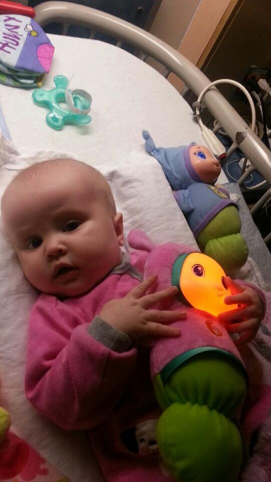 Family wants to raise money for Montreal Children's Hospital